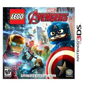 Lego Marvel Avengers 3DS (Nintendo 3DS)