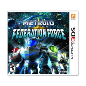 Nintendo Metroid Prime: Federation Force (3DS)