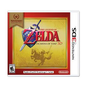 Nintendo Selects: The Legend of Zelda: Ocarina of Time 3D (3DS)