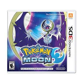 Nintendo Pokemon Moon (Nintendo 3DS)