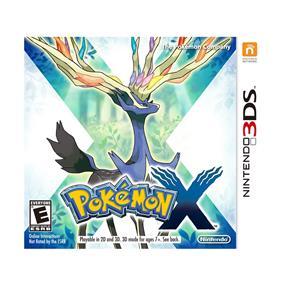 Nintendo Pokemon X (Nintendo 3DS)