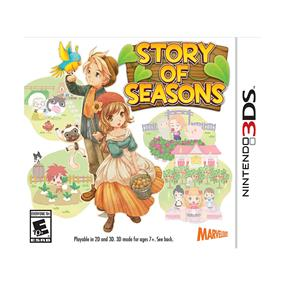 Story of Seasons 3DS (Nintendo 3DS)