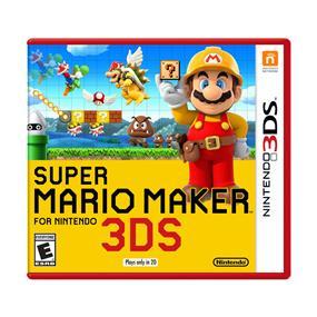 Nintendo Super Mario Maker (Nintendo 3DS)