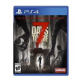 7 Days to Die - English Only (PlayStation 4)