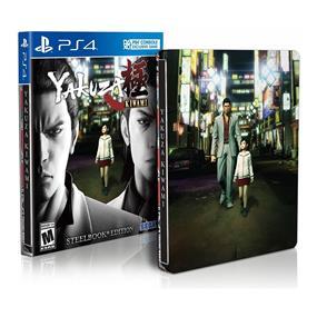 Yakuza Kiwami: Steelbook Edition (PlayStation 4)