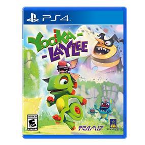 Yooka Laylee (Playstation 4)