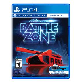 Battlezone for PlayStation VR (Playstation 4)