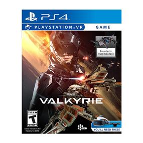 EVE: Valkyrie - Playstation VR Standard Edition (PlayStation 4)