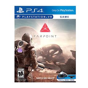 Farpoint - Game Edition (Playstation VR)