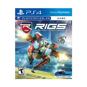 RIGS Mechanized Combat League - PlayStation VR (Playstation 4)