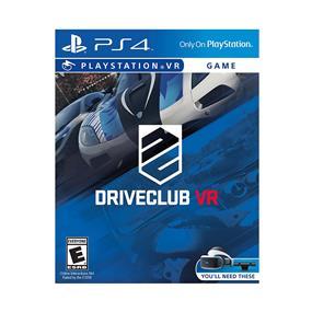 PSVR Drive Club - Standard Edition (PlayStation 4)