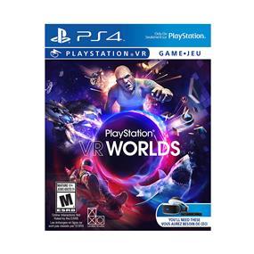 PlayStation VR Worlds (PlayStation 4)