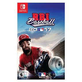 RBI Baseball 2017 (Nintendo Switch)