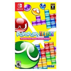 Puyo Puyo Tetris (Nintendo Switch)