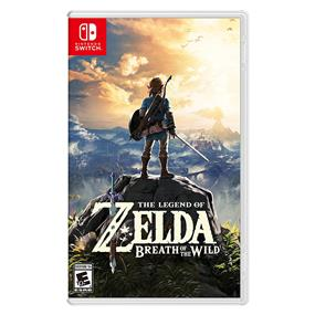 The Legend of Zelda: Breath of the Wild (Switch Edition)