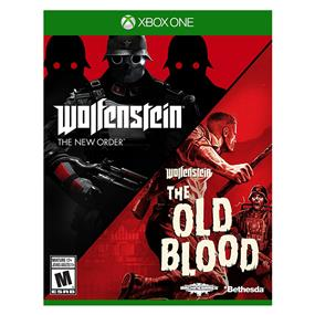 Wolfenstein: The Two-Pack Bundle (Xbox One)