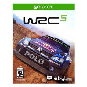 WRC 5 - Standard Edition (Xbox One)