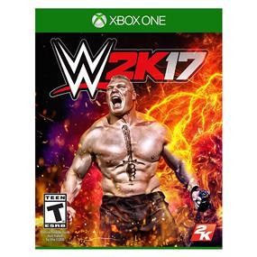 WWE 2K17 - Standard Edition (Xbox One)