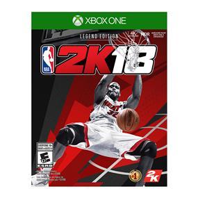NBA 2K18 Legend Edition (Xbox One)