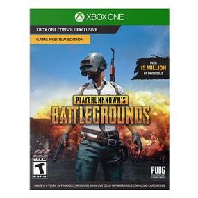 PLAYERUNKNOWN'S BATTLEGROUNDS Game Preview Edition (Xbox One)