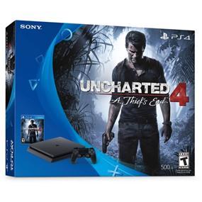 Sony Playstation 4 Slim 500Gb console (PS4)