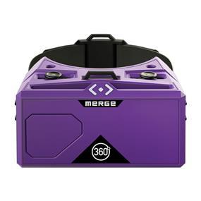 Merge Goggles 360 VR Smartphone Headset (Pulsar Purple)