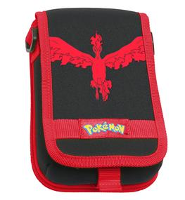 HORI Legendary Pokemon Travel Pouch (Moltres) for New Nintendo 3DS XL (Officially Licensed by Pokemon and Nintendo)