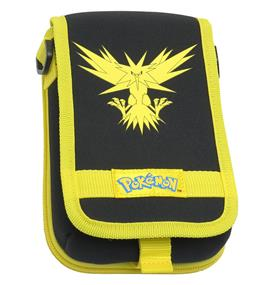 HORI Legendary Pokemon Travel Pouch (Zapdos) for New Nintendo 3DS XL (Officially Licensed by Pokemon and Nintendo)