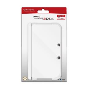 HORI Duraflexi Protector (Clear) for Nintendo NEW 3DS XL - Nintendo 3DS
