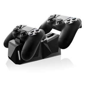 Nyko Charge Block Duo for PlayStation 4 (Black)