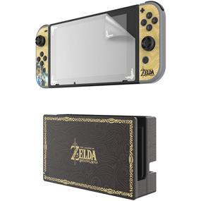 PDP Zelda Play and Protect Skins for Nintendo Switch
