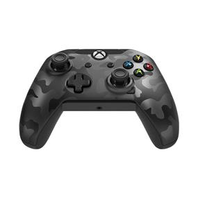 PDP Wired Controller for Xbox One (Black Camo)