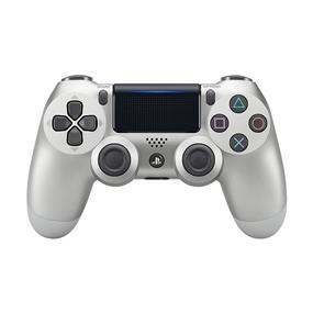 Playstation 4 DualShock 4 Wireless Controller (Silver)