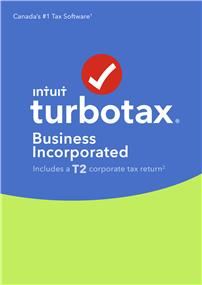 Intuit TurboTax® Business Incorporated 2016 (426086)