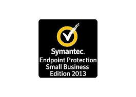 Symantec ENDPOINT PROTECTION SBE 2013 PER USER HOSTED AND ONPREMISE COMP UG SUB UPFRONT BILL EXPRESS BAND A SB SUPPORT 36 MONTHS