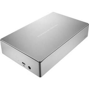 LaCie Porsche Design 8TB USB 3.1 External Desktop HDD 256-bit Encryption Standard (STFE8000100)