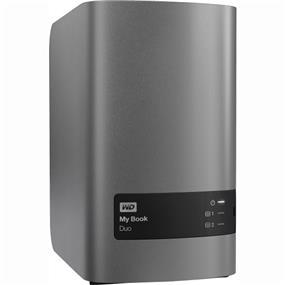 WD My Book Duo 16TB (2 x 8TB) Two-Bay USB 3.0 RAID Array (WDBLWE0160JCH-NESN)