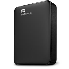 WD 2TB Elements USB 3.0 External Hard Drive (WDBU6Y0020BBK-WESN)