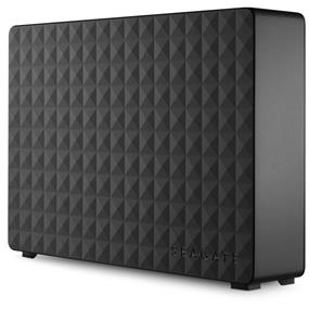 "Seagate Expansion 4TB USB 3.0 3.5"" Desktop External Hard Drive (STEB4000100)"