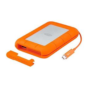 LaCie Rugged Thunderbolt USB3.0 2TB 5400RPM External Drive (LAC9000489)