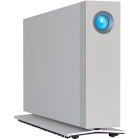 LaCie d2 3 TB External Hard Drive - Thunderbolt 2, USB 3.0 - 7200 - 64 MB Buffer - 180 MB/s Maximum Read Transfer Rate - Desktop