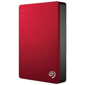 Seagate Backup Plus 4TB Red USB 3.0 Portable External Hard Drive