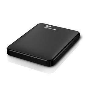 WD Elements USB 1TB 3.0 high-capacity portable hard drive (WDBUZG0010BBK-EESN)