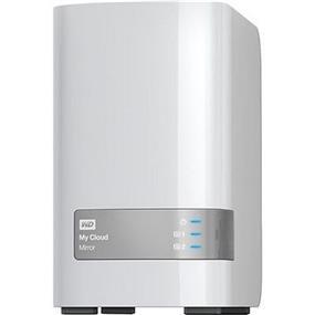 WD 12TB My Cloud Mirror Personal Cloud Storage(Gen 2) - NAS - WDBWVZ0120JWT