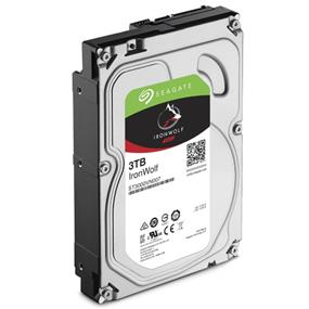 Seagate IronWolf 3TB 3.5 Internal NAS HDD SATA 6Gb/s (ST3000VN007)
