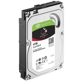 Seagate IronWolf 4TB 3.5 Internal NAS HDD SATA 6Gb/s (ST4000VN008)