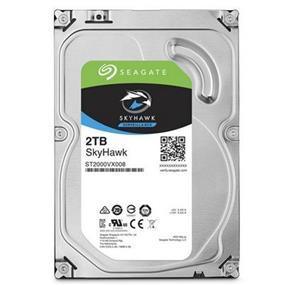 "Seagate SkyHawk 2TB 3.5"" Internal Surveillance HDD SATA 6Gb/s (ST2000VX008)"