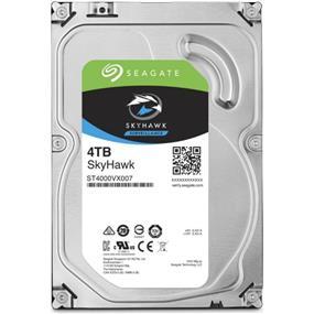 "Seagate SkyHawk 4TB 3.5"" Internal Surveillance HDD SATA 6Gb/s (ST4000VX007)"