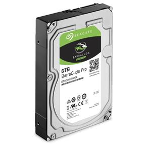 "Seagate BarraCuda Pro 6TB 3.5"" Internal HDD SATA (ST6000DM004)"