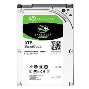 "Seagate Barracuda 3TB 2.5"" 5400 RPM 128MB Cache SATA 6 Gb/s I nternal HDD(ST3000LM024)"